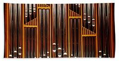 Organ Opus 76 - Philadelphia Beach Towel