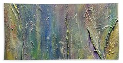 Organic Fantasy Forest Beach Sheet by Dolores  Deal