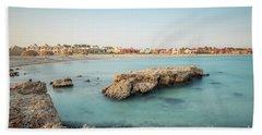 Oriental Coast Beach Towel