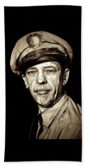 Original Barney Fife Beach Towel