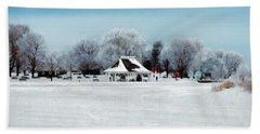 Orillia Winter Beach Sheet