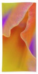 Orquidea Amarilla Beach Sheet