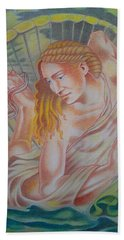 Ortus Veneris  Beach Towel