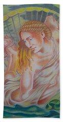 Ortus Veneris  Beach Towel