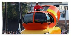 Oscar Mayer Wienermobile Beach Sheet