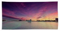 Oslo Harnour Beach Towel