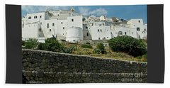 Ostuni, Puglia Beach Sheet