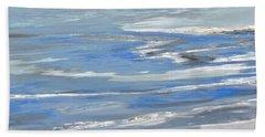 Ottawa River Abstract Beach Sheet