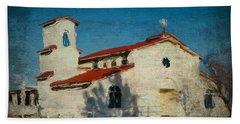 Our Lady Of La Salette Mission Paint Beach Sheet