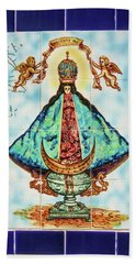 Our Lady Of San Juan IIi Beach Sheet