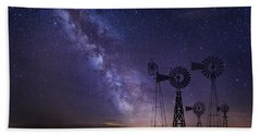 Our Milky Way  Beach Sheet