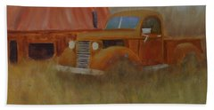 Out To Pasture Beach Towel