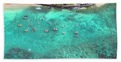 Outriggers At The Outrigger Beach Towel