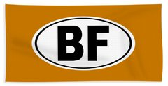 Oval Bf Beaver Falls Pennsylvania Home Pride Beach Towel
