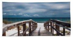 Over The Sand Beach Sheet