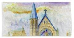 Oxford Church Beach Sheet