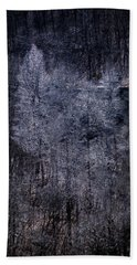 Ozarks Trees #6 Beach Towel