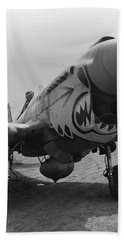 P-40 Warhawk - Flying Tiger Beach Towel