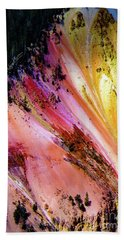 Painted Canyon Beach Towel