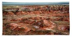 Painted Desert Arizona Beach Towel