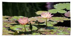 Painted Waters - Lilypond Beach Sheet