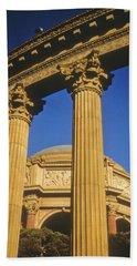 Palace Of Fine Arts, San Francisco Beach Sheet