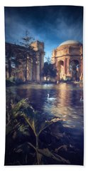Palace Of Fine Arts Beach Sheet