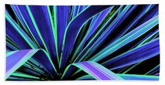Palm Fronds Beach Towel