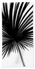 Palm Leaf -2 Beach Towel