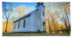 Palmer Chapel Methodist Church Beach Sheet