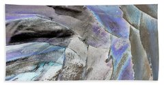 Layered Colors Beach Towel