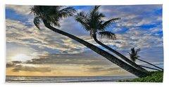 Palms Of Kaanapali Beach Sheet