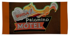 Palomino Motel Beach Sheet