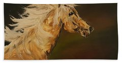 Palomino Running Wild                     85 Beach Sheet