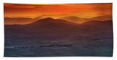 Palouse Sunrise  Beach Sheet
