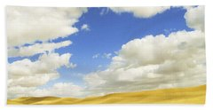 Palouse Valley Beach Towel