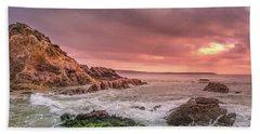 Pambula Rocks Beach Towel
