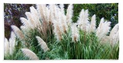 Pampas Grass Beach Towel
