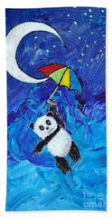 Panda Dreams Beach Towel