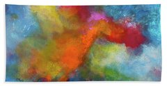 Pangaea World Painting. Beach Sheet