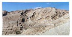 Panorama On Genesis Land Beach Towel