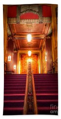 Pantages Theater's Grand Staircase Beach Sheet