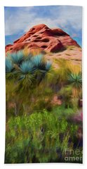 Papago Dreams Beach Towel