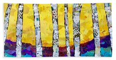 Paper Birch 2 Beach Sheet