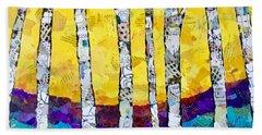 Paper Birch 2 Beach Sheet