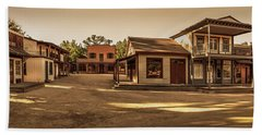 Paramount Ranch Main Street - Panorama Beach Sheet