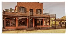 Paramount Ranch Saloon Beach Towel