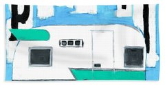 Park It-aqua Beach Sheet