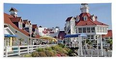 Parkers' Lighthouse Beach Sheet