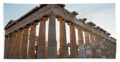 Parthenon Beach Towel